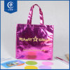 OEM Eco-Friendly Promotion Custom Golden Laser Shopping Bag