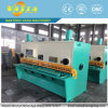 QC11y-12X3200 Hydraulic Guillotine Shearing Machine