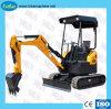 Everun Small Work Mini Wheel Crawler Excavator for Sale