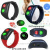 Adult GPS Tracker Bracelet with Heart Rate Monitor Y6h