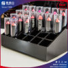 24 Cases Slots Black Acrylic Organizer Lipstick Display Stand
