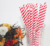 High Quality Fancy Stripe Paper Straw for Party Wedding Decoration