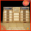 Wooden Commercial Shoe Rack Store Shoes Displays Shelf