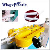 Plastic Expansible Basin Corrugated Pipe Making Machine / Extrusion Line / Extruder Plant