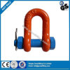 Us Type Drop Forged 6 Times G2150 Shackle