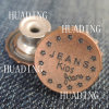 High Quality Fashion Beautiful Metal Shank Button of Garment (HD1127-15)