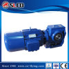 S Series Gearbox 90 Degree Shaft Gearmotor Helical Worm Speed Reducer Drive