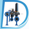 Automatic Water Filtration Sand Filter, Drip Irrigation System Micron Filter Backwash Water Filter Self Cleaning Disc Plate Fiter