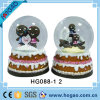 Polyresin Souvenir Wedding Water Globe (HG157)