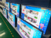 55inch VGA LCD module LCD video wall panel with processor