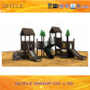 Jungle Gym Theme Plastic Playground Equipment