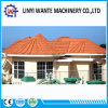 China Building Material Stone Coated Metal Roman Roof Tile