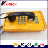 Waterproof Telephone IP66 LCD Display VoIP Sos Knsp-16 Emergency Phone