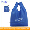 Polyester Reusable Promotional Gifts Custom Printed Foldable Grocery Shopping Bag