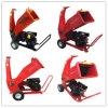 Red Chipper Body Orchard Wood Chipper Shredder