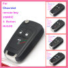 Car Key for Auto Chevrolet Malibu with (3+1) Buttons 315MHz