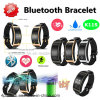 Bluetooth 4.0 Smart Bracelet with Heart Rate & Blood Pressure K11s