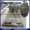 France Customized Monument in Granite Rose Dalva
