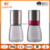 Stainless Steel Cap Mill Type Glass Bottle Spice Jar