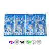 Multilayer Customized Blue Soldermask PCB Circuit Board