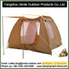3 Person Army Canvas Canopy Waterproof Outdoor Camping Tent