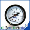 Back Connection Pressure Gauge Manometer with Axial