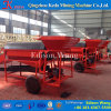 Small Working Capacity Portable Gold Trommel Screen for Sale
