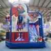 Residential Bouncer Castle for Kids/Large Funny More Slide Inflatable Bouncer Castle