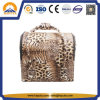Hot Sale Leopard Print Lady Beauty Handbag Cosmetic Case (HB-6348)