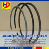 4bt 6bt 4bt3.9 6bt5.9 Diesel Engine Piston Ring for Cummins Engine (3970192)