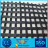80/30kn Geogrid for Roadbed High Tensile Strength Polyester Geogrid