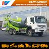 China Hot Sale Sinotruk HOWO 9cbm/9m3/9000liters Construction Cement Transport Trucks 10m3/10cbm/10000L Self Loading Concrete Mixer Truck