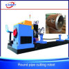 Professional Factory Flame Plasma Metal Steel Pipe CNC Cutting Machine