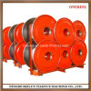 Double Layer Cable Drum with High Speed