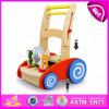 2016 New Style Baby Walker Toy, Multi-Function Wooden Walker Toy, Wholesale Baby Walker Toy W16e026