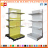 Sale Customized Supermarket Punched Back Panel Display Shelf (Zhs523)