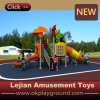Small Size Plastic Children Outdoor Playground Equipment Slide (X1508-6)