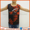 Digital Printing High Dry Sleeveless T Shirt