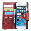 Multi-Color Genuine Leather Mobile Phone Cover Case for iPhone7