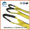 Us Standard Duplex Eye Type Webbing Sling Polyester for Lifting