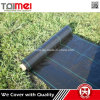 Anti UV Plastic Agricultural Landscape Fabric PP Woven Ground Cover Weed Mat