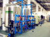 Mideast Qatar RO Water Treatment System / Reverse Osmosis Water Filter Plant