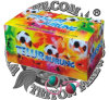 Spinning Football Cracker Toy Fireworks