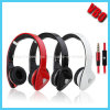 Custom Branded Headphones with Mic & Remote for iPhone, Samsung Galaxy