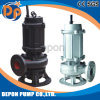 Submersible Cast Steel Septic Tank Pump