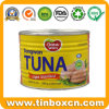 Tin Can for Food Canning Fish Caviar Tuna Salmon