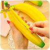 Coin Purse Pencil Case Portable Novelty Banana Silicone Pen Bag Pouch Wallet
