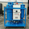 Vacuum Steam Turbine Gas Turbine Lubricating Oil Purifier (TY-100)