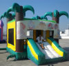 Inflatable Palm Tree Castle (B3051)