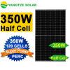 Yangtze China Best Sale PV Solar Panel 120 Half Cells Mono Solar Cell Panel 330W 340W 350W 360W